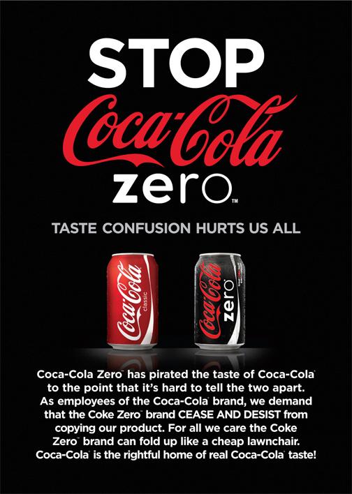 coke zero marketing case study
